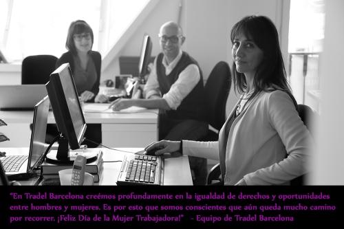 Tradel Día Mujer Trabajadora pequeña