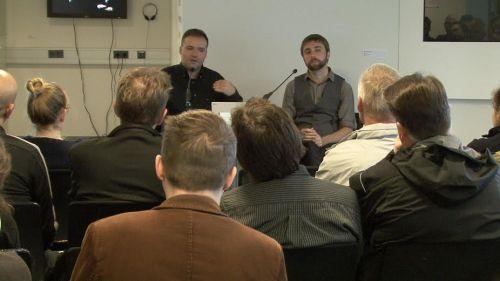 presentació Reykjavík