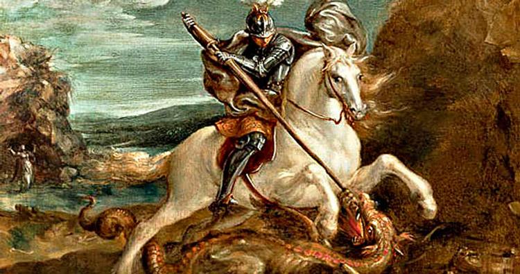 Resultado de imagen de sant Jordi