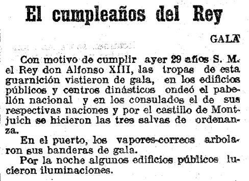 18 mayo de 1915