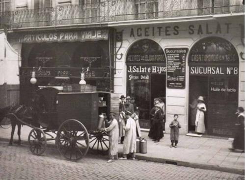 Barcelona 1916 Tradel Barcelona